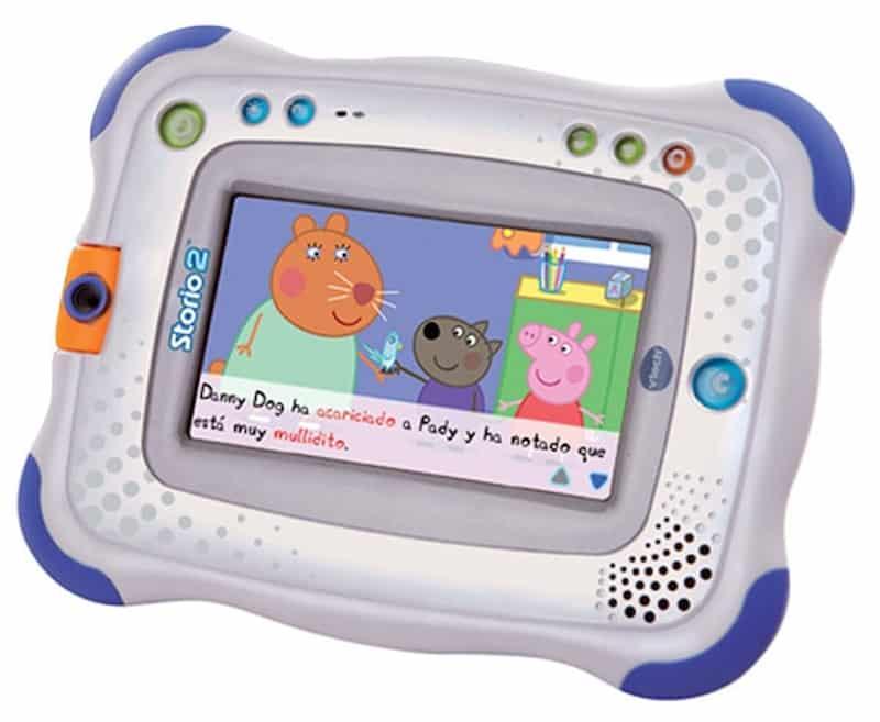 tablet infantil