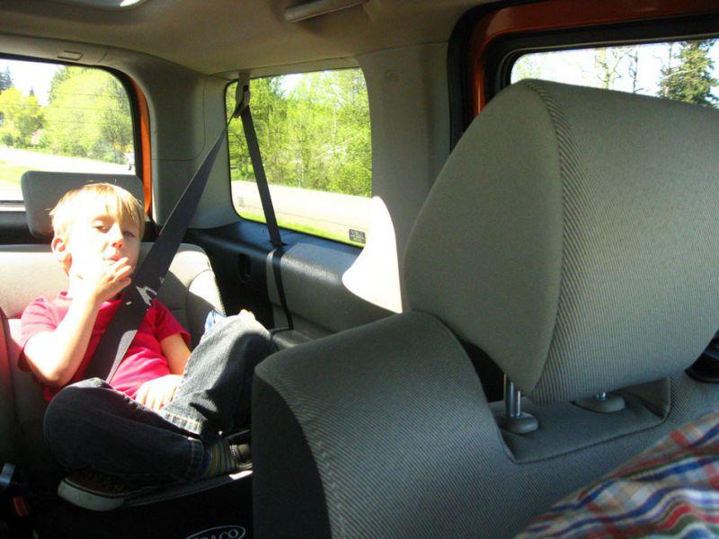 Viajar con niños ¿cómo distraerlos?