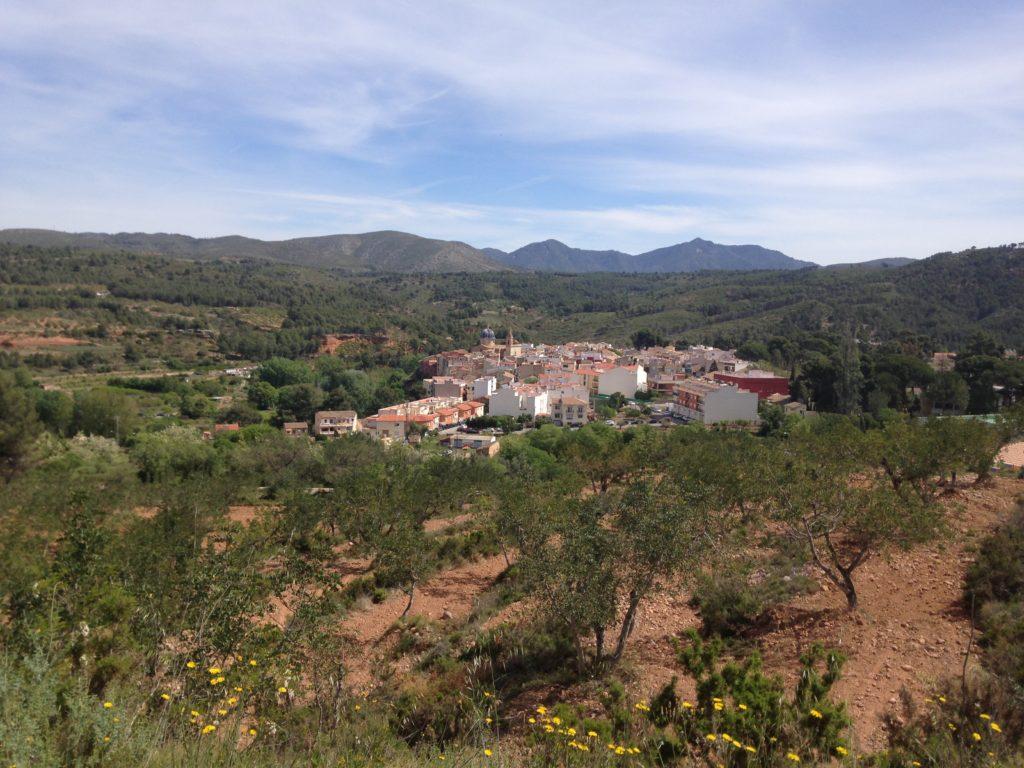 Excursión a Navajas y alrededores