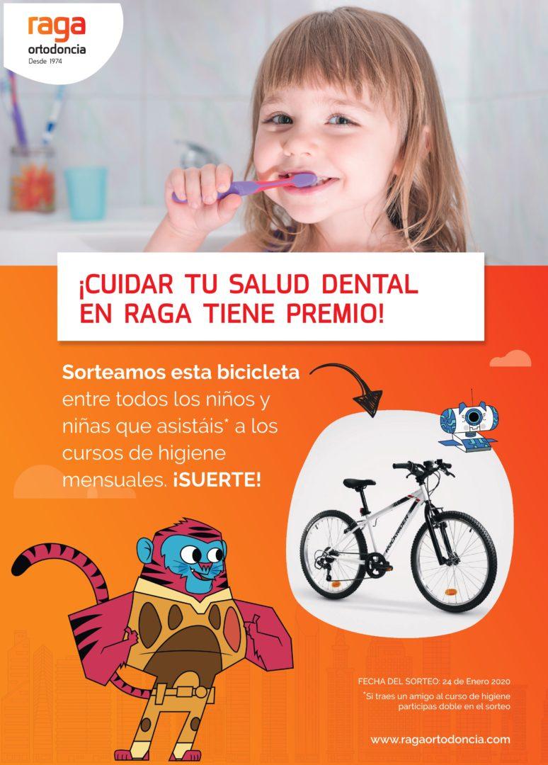 sorteo raga ortodoncia