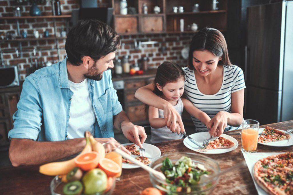 Comer con niños en Valencia