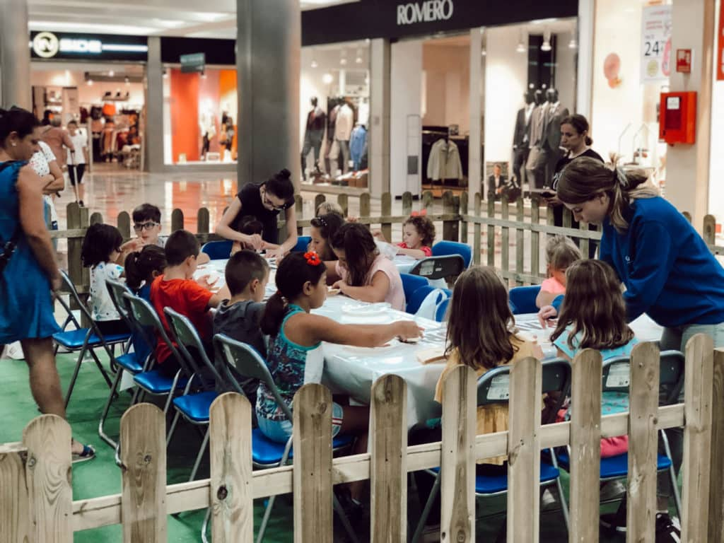 ¡Disfruta de los cines Gran Turia y de sus actividades infantiles!