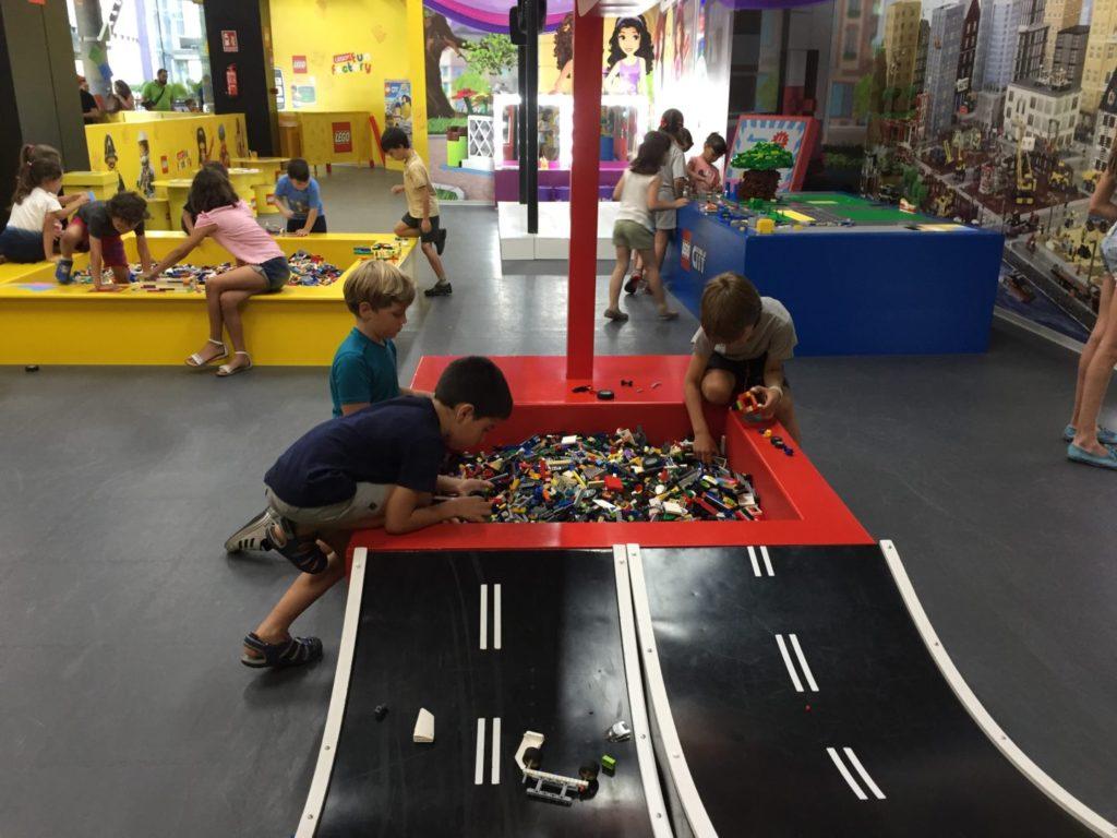 Lego en Aqua