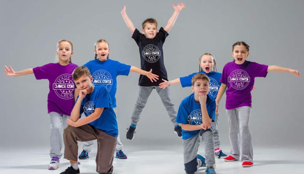 Vibra con las extraescolares de Dance Center Valencia