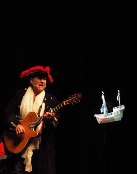 Pirates, bruixots i altres bitxos en Sala L'Horta