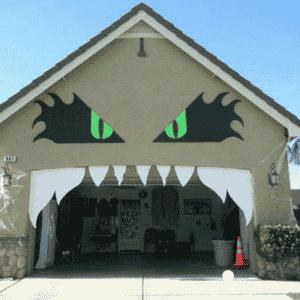 Decoracion halloween casa