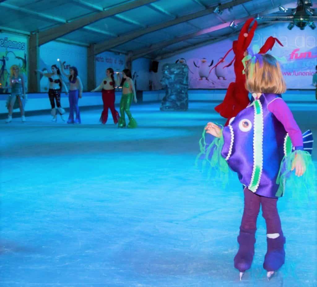 Fun On Ice Halloween
