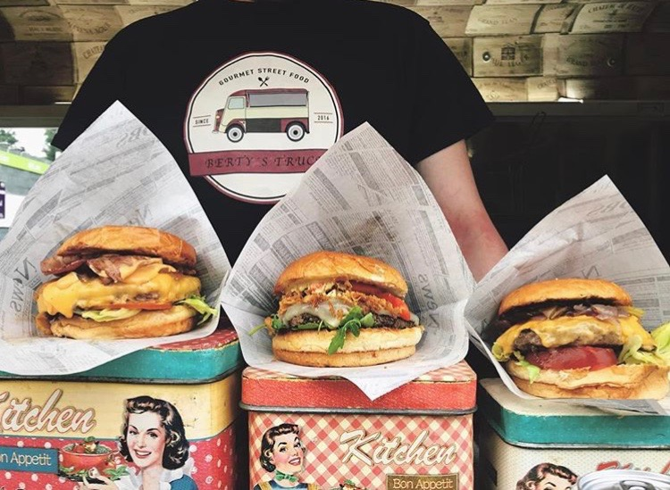 The Champions Burger