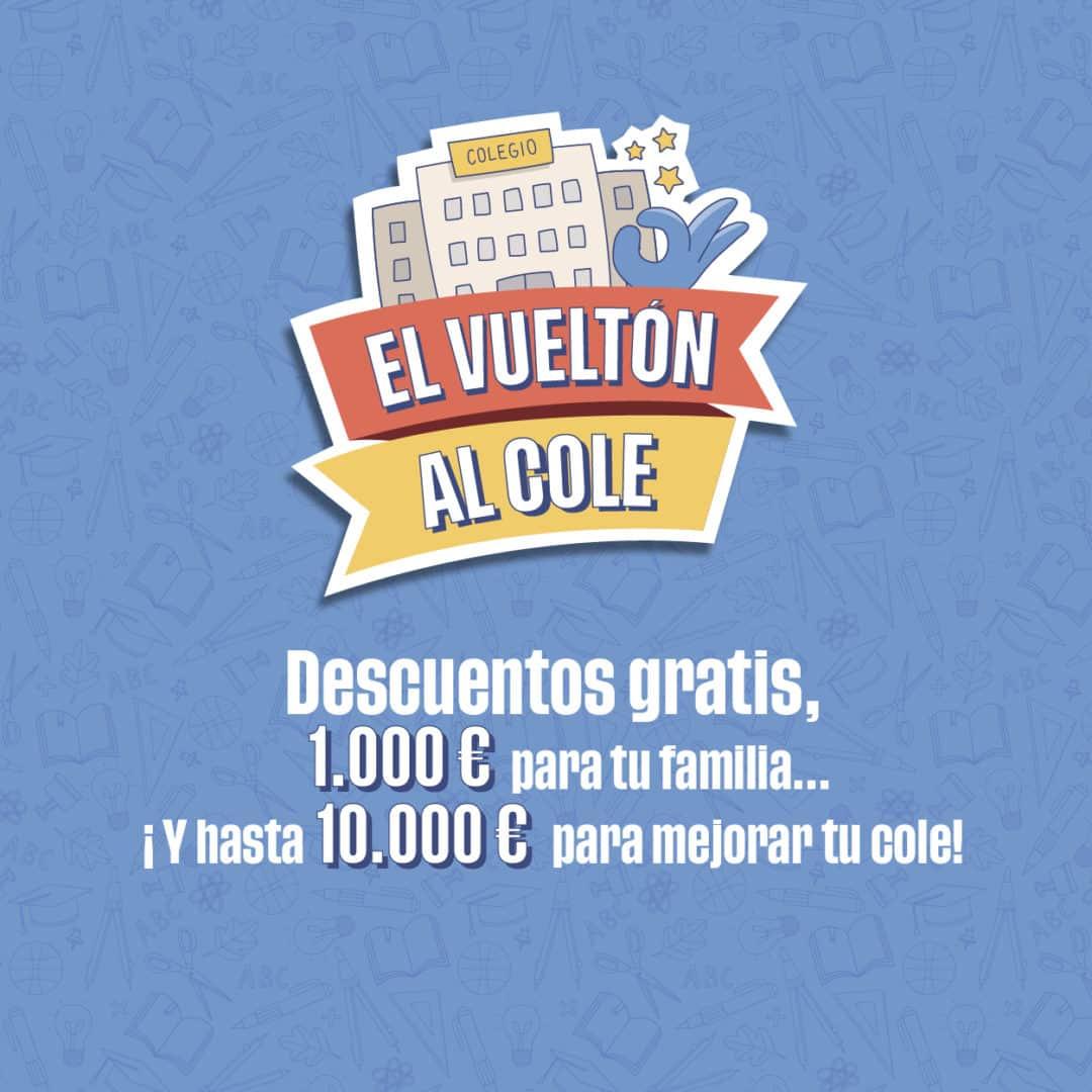 """""""El vueltón al cole"""" en el Centro Comercial El Saler"""