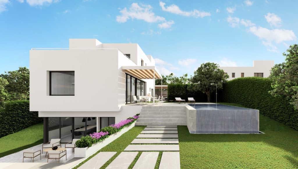 Mas Camarena Luxury Homes