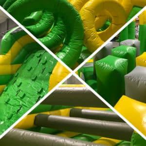 obstáculos Fun Park by Fun Jump