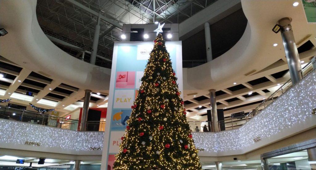 Gran Turia Navidad