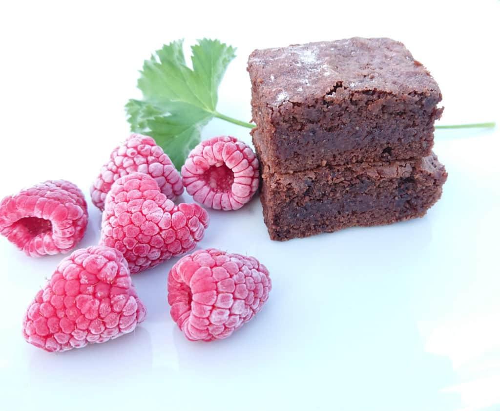Receta ChufaChoc brownie sin gluten