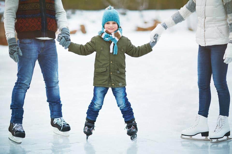 Fun On Ice, la divertida escuela de patinaje sobre hielo