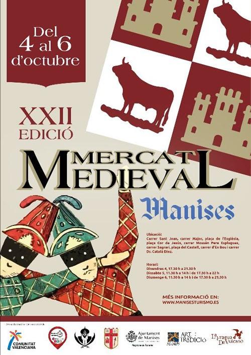 Mercado Medieval de Manises
