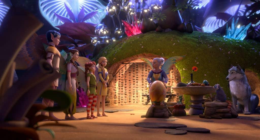 Estrenos de películas para niños en diciembre