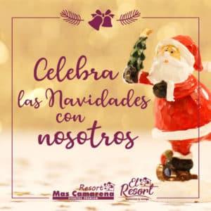 Resort Mas Camarena Navidad