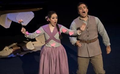 Cuéntame una ópera. Palau de les Arts