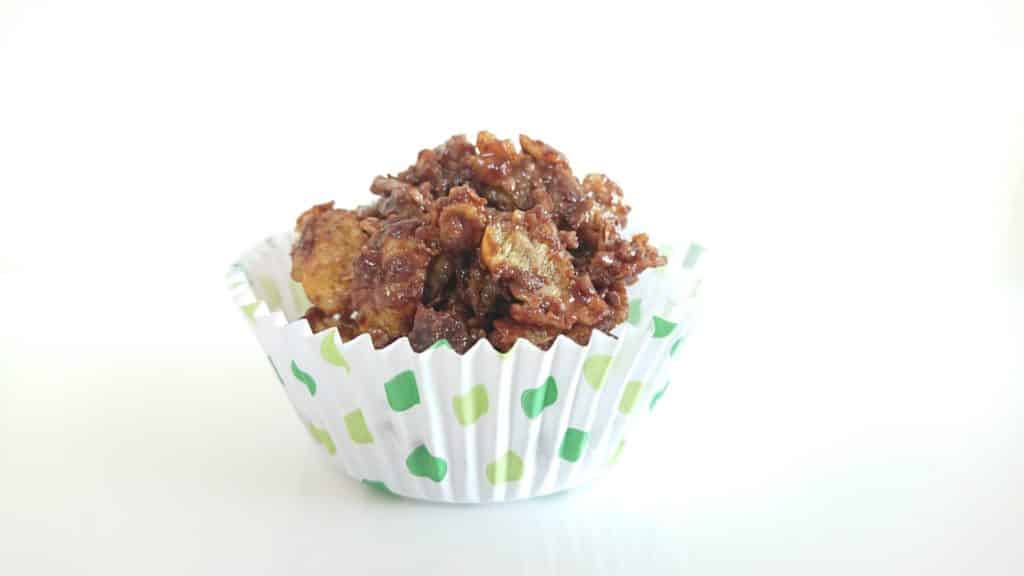 Cupcakes de Cornflakes y Chufachoc