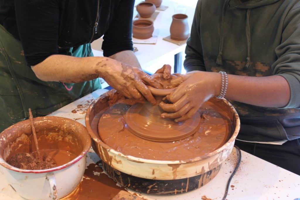 Setmana Artesana en el Centre d'Artesanía