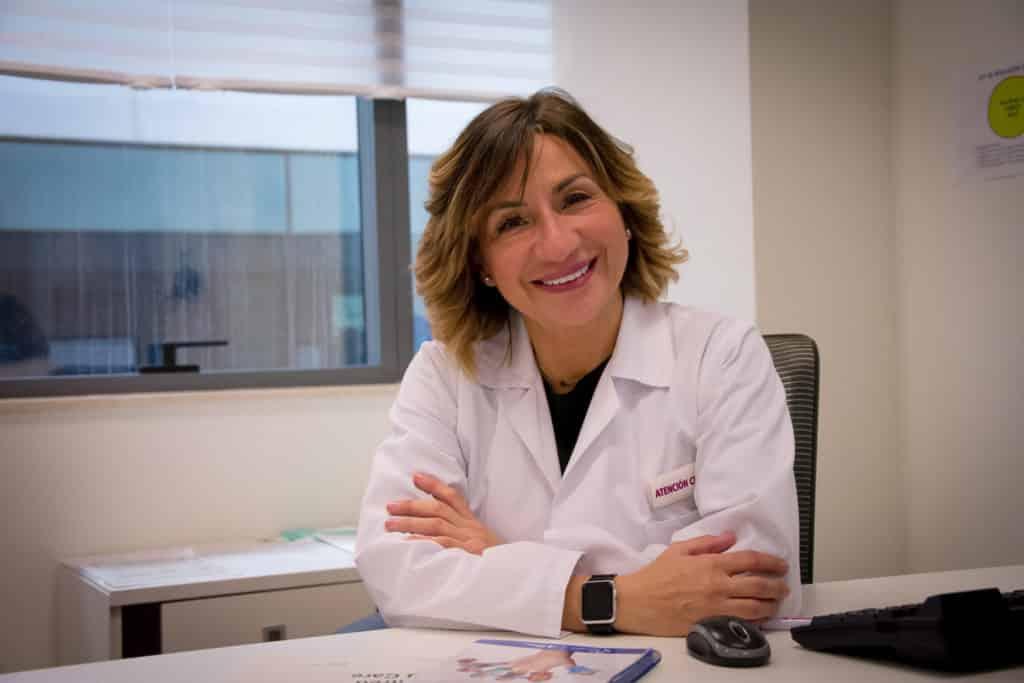 Susana Gómez Leyva ONGs niños La Fe
