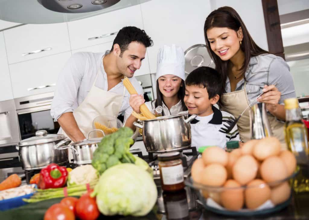 AIRe, Talleres de Alimentación saludable