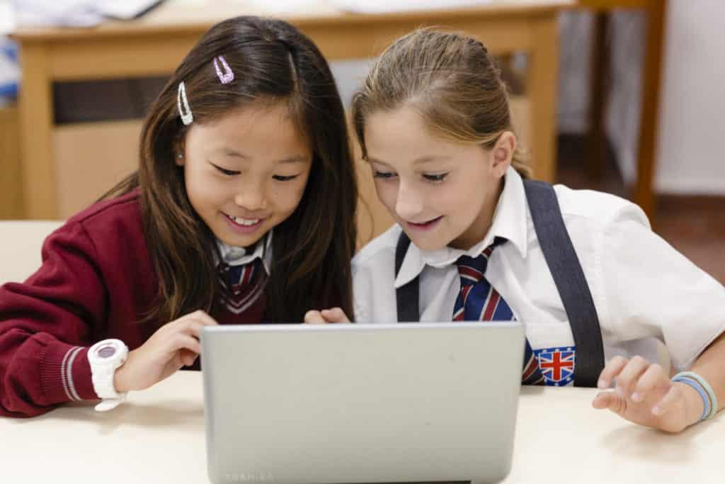 Reserva tu visita online en British School of Valencia