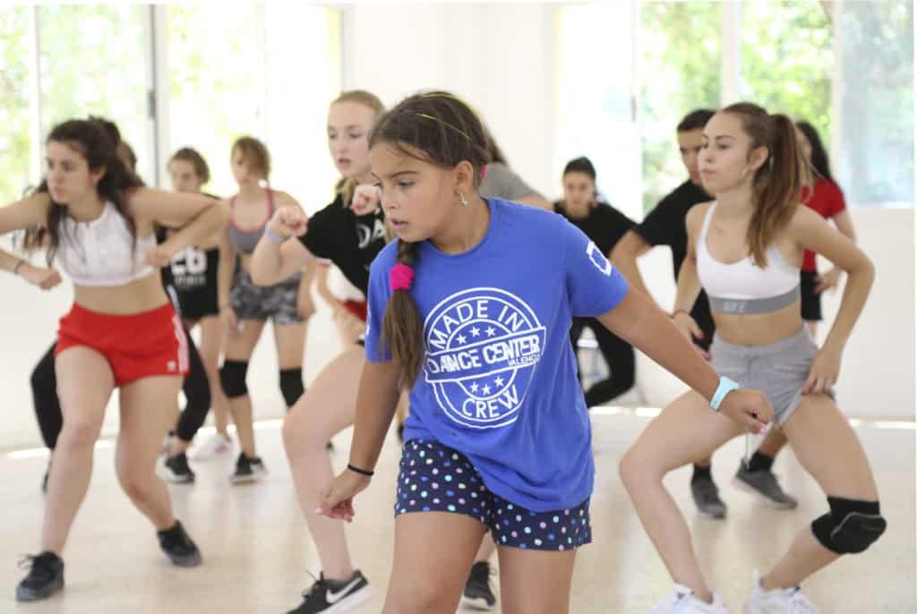 Dance center Campamento