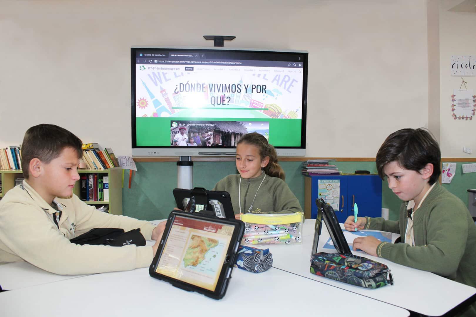 Colegios Siglo XXI