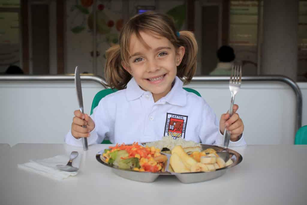 Alimentación infantil saludable y sostenible