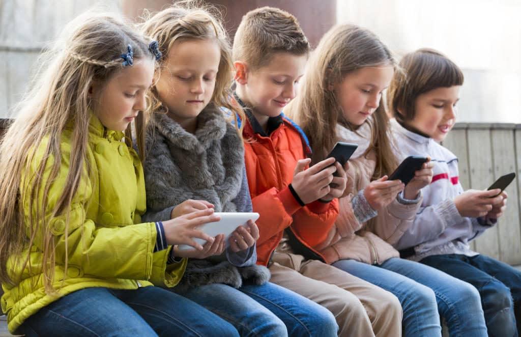 móviles niños