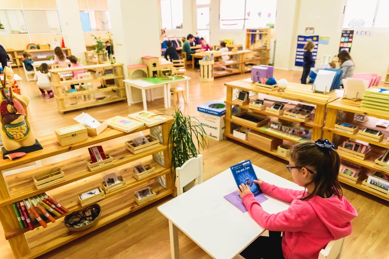 Imagine Montessori School