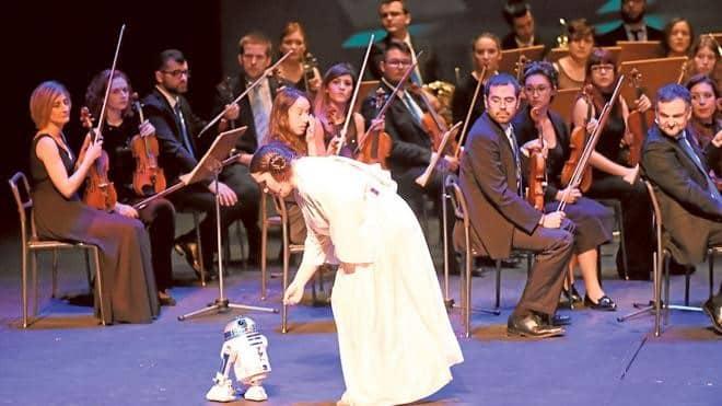 Concierto Salón del Cómic de València