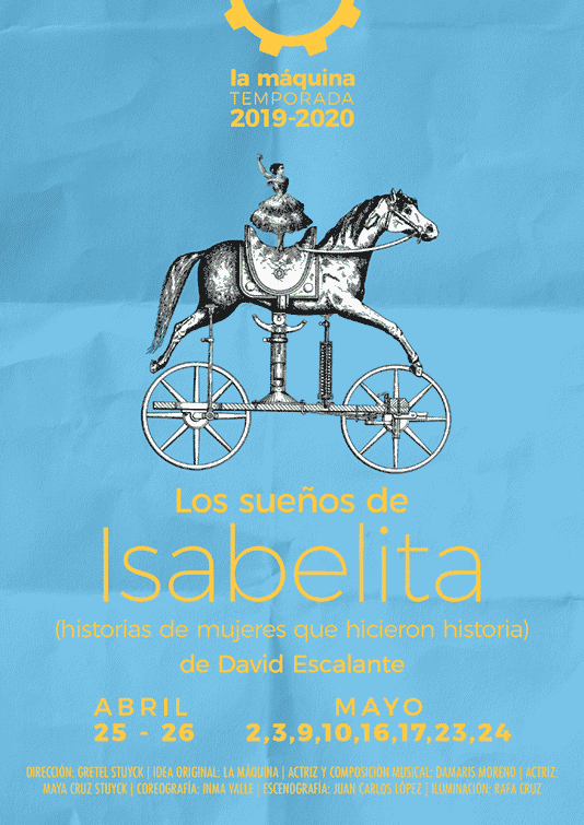 Los sueños de Isabelita en La Máquina