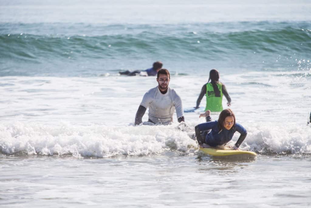 Escuela B.M. Surf School