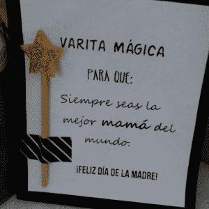 TArjeta especial Dia de la Madre