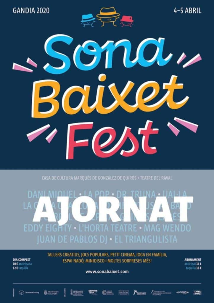 Festival Sona Baixet Fest