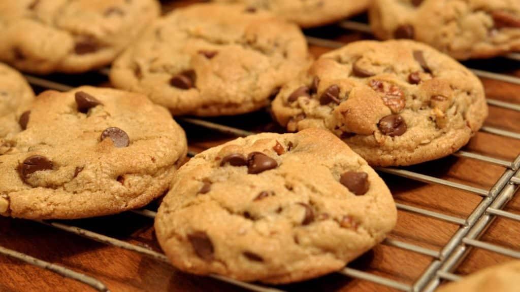recetas de galletas para niños - cookies chocolate