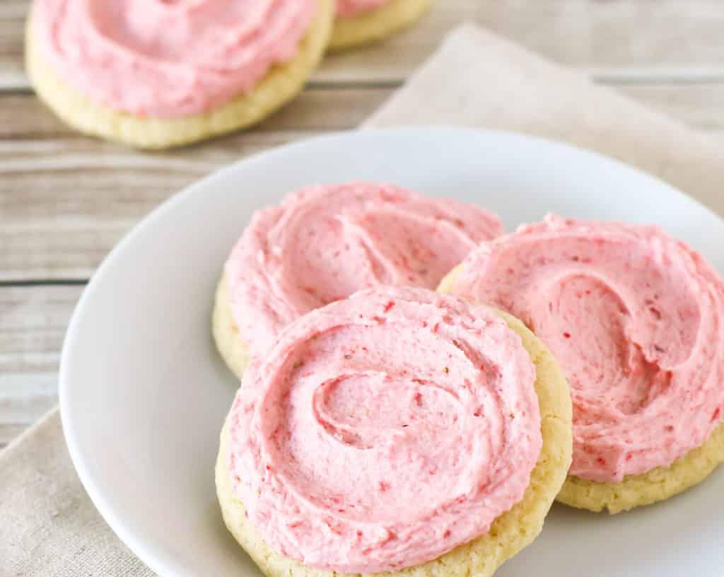 5 recetas de galletas para niños