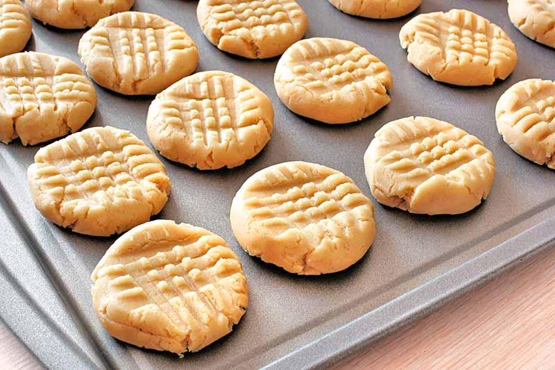 Recetas de galletas para niños - galletas de mantequilla