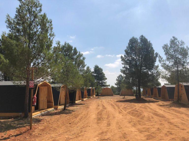 Campamento Monoparental Multiaventura en Buñol