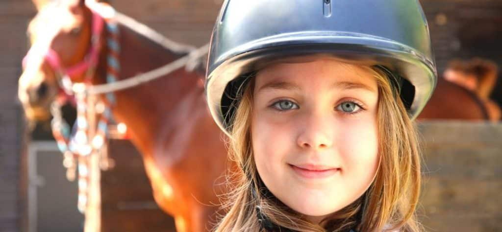 Clases de equitación para niños en Valencia