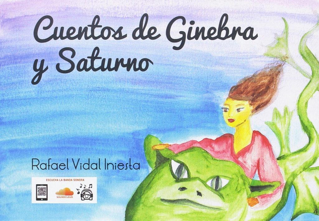 Musicolibro infantil, Cuento de Ginebra y Saturno