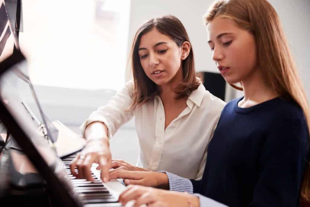 Clases de música para niños en Valencia