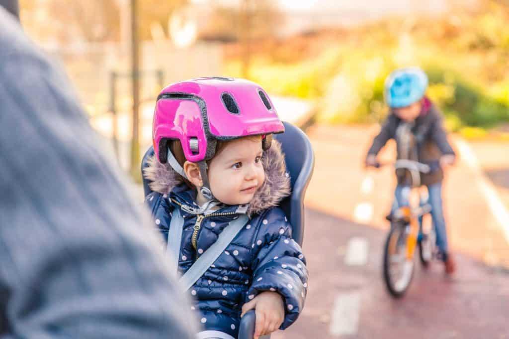 Sillas de bicicleta para niños. Guia y consejos de compra