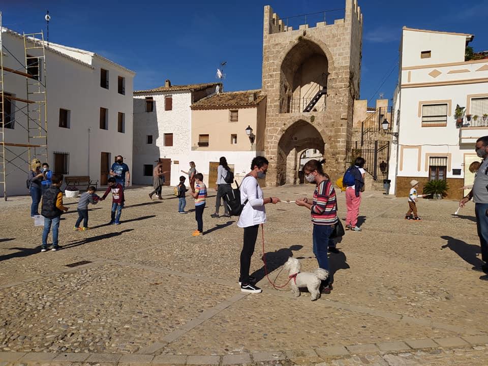 Vía Heraclia ofrece visitas teatralizadas en Buñol y el Castillo de Alaquás