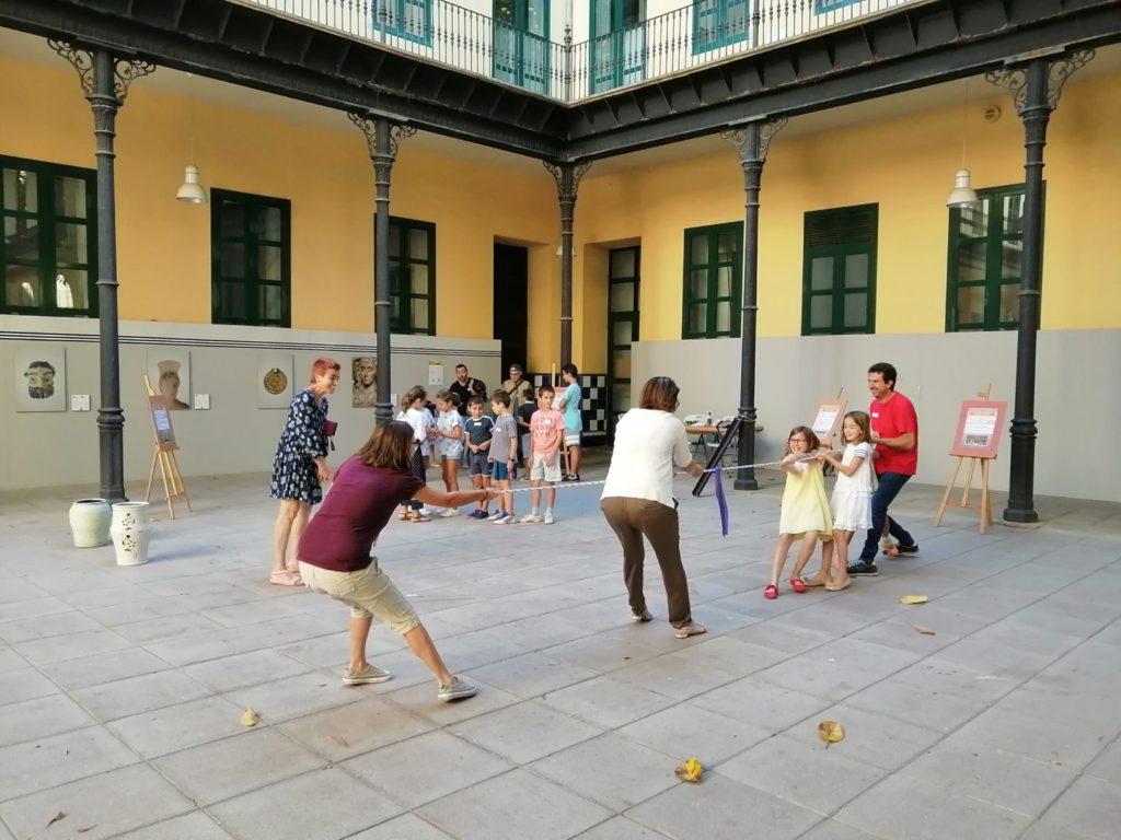 Actividades escolares Vía Heraclia dentro y fuera del colegio