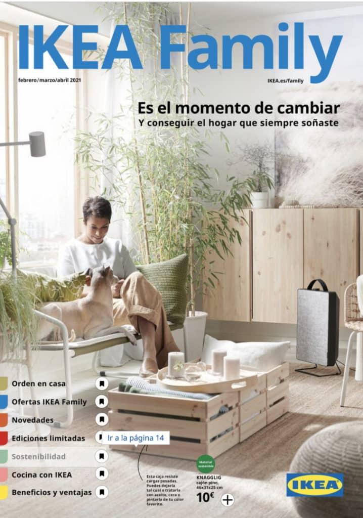 Nuevo Catalogo de Ikea