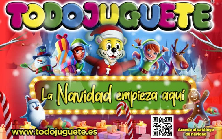 Catalogo de Todojuguete 1