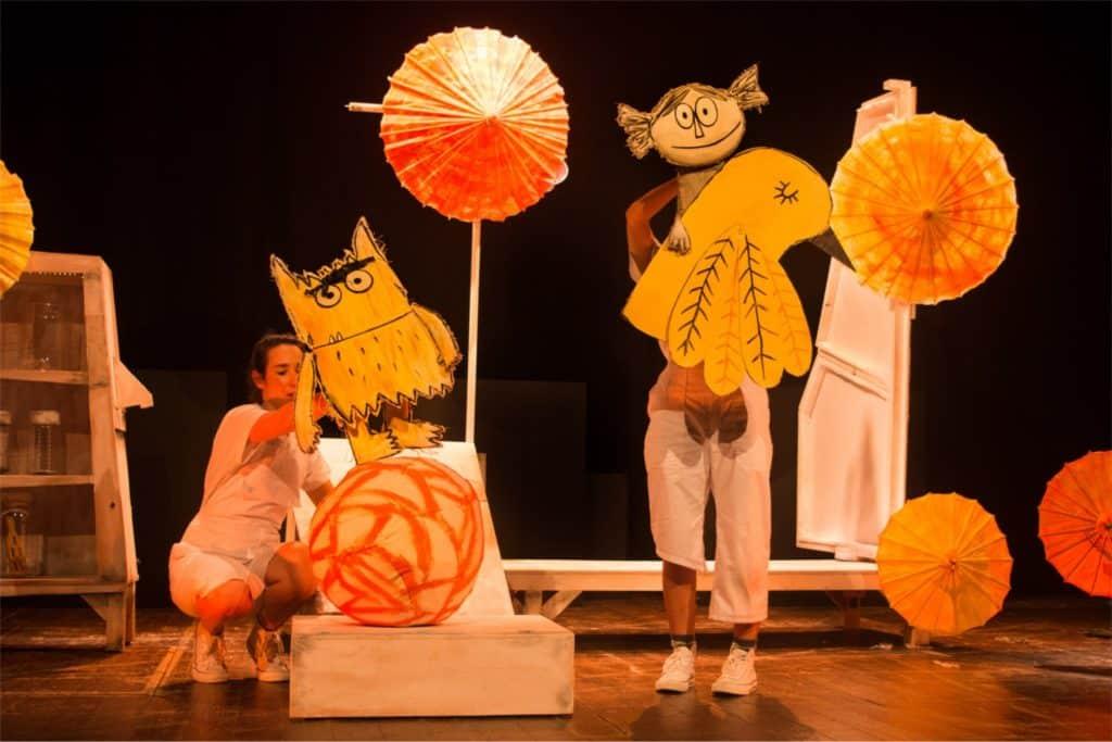 Programación Sala L´Horta. Teatro para bebés y niños en Valencia